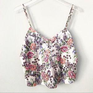 VTG Victoria's Secret Cropped Camisole in Sz M
